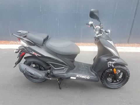 2018 Kymco Super 8 150X in Chula Vista, California
