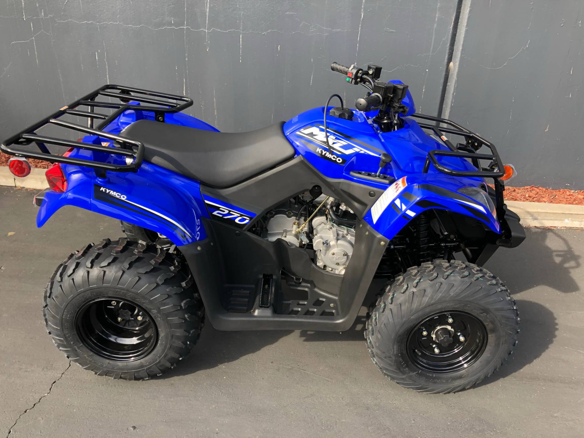 2019 Kymco MXU270 in Chula Vista, California - Photo 1