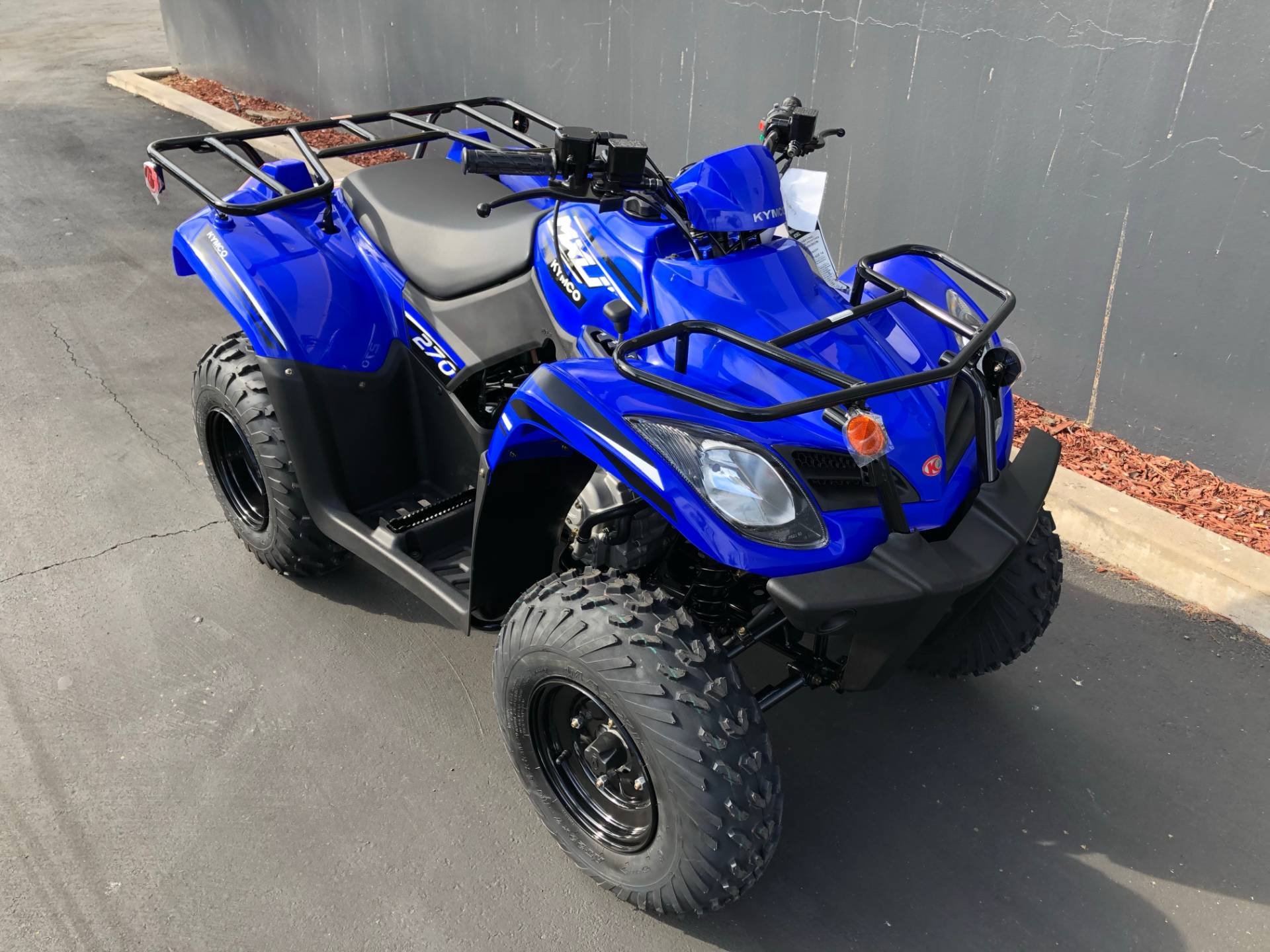 2019 Kymco MXU270 in Chula Vista, California - Photo 2