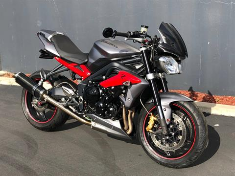 2013 Triumph Street Triple R ABS in Chula Vista, California - Photo 2
