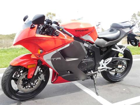 2013 Hyosung GT250R in Chula Vista, California