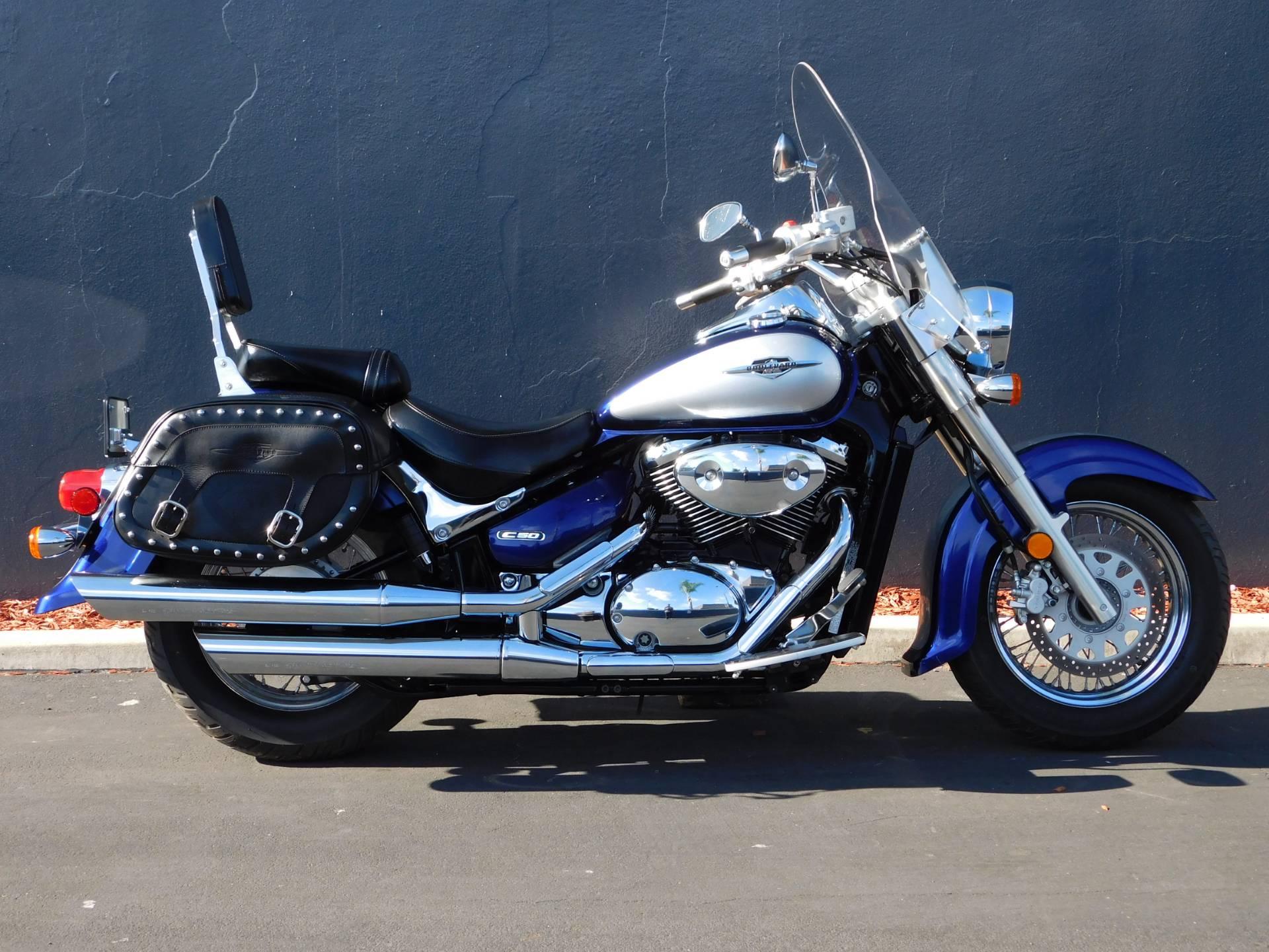 Used 2008 Suzuki Boulevard C50 Motorcycles in Chula Vista, CA ...