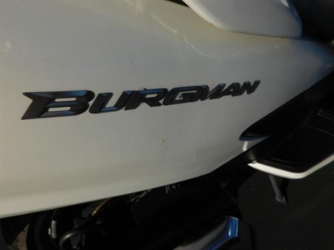 2012 Suzuki Burgman™ 400 ABS in Chula Vista, California