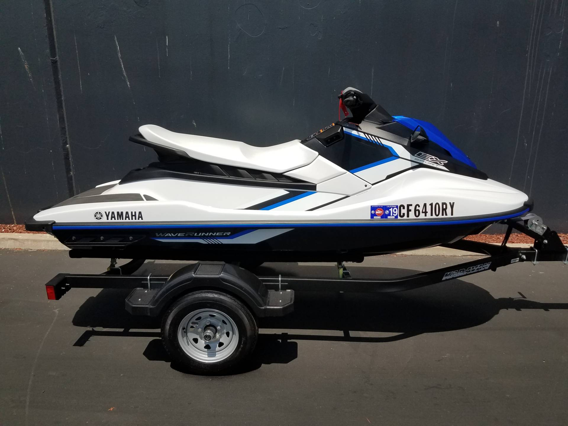 2017 Yamaha EX Sport for sale 134144