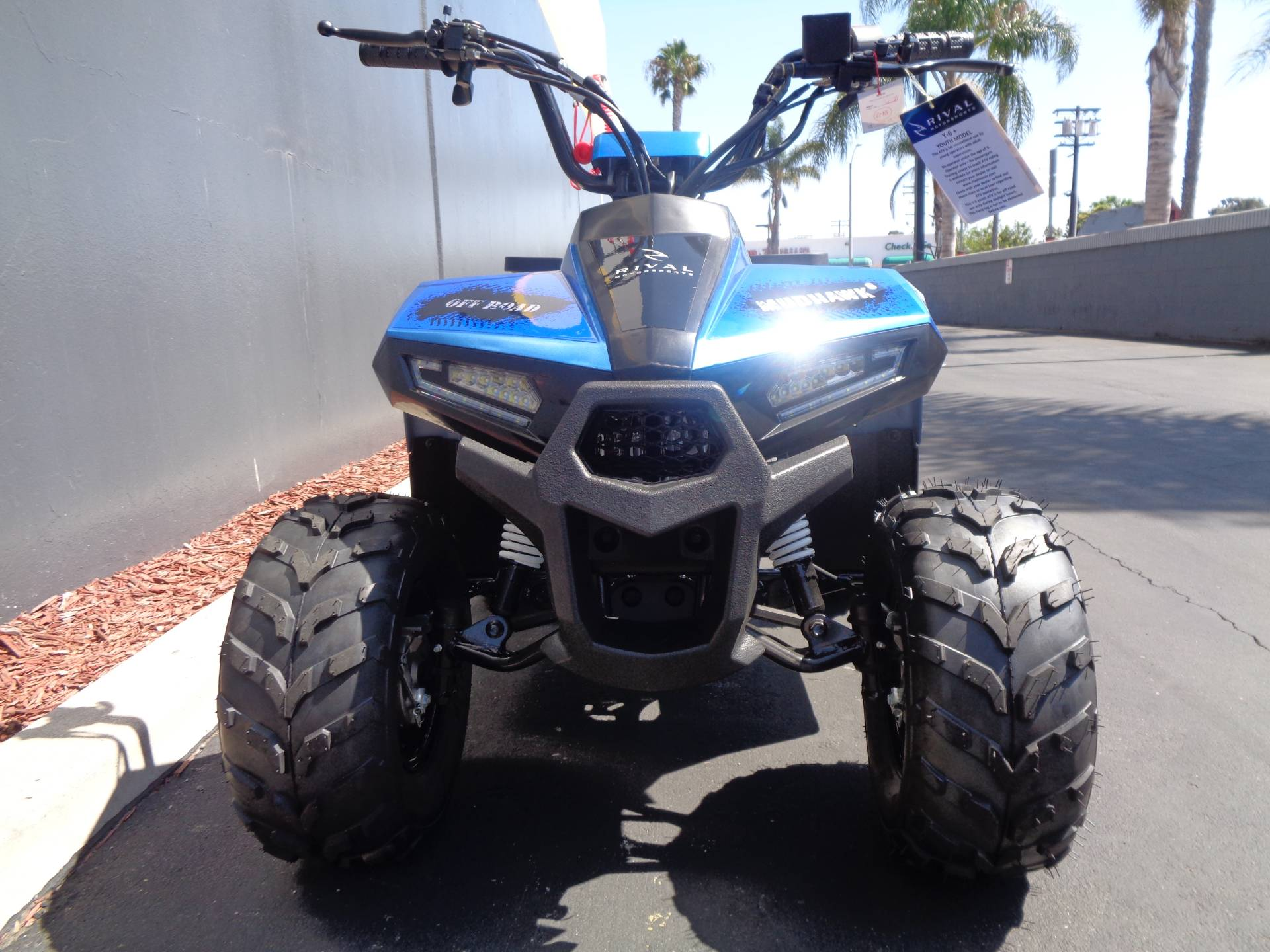 2019 Rival Motorsports CA MudHawk 6 in Chula Vista, California - Photo 12
