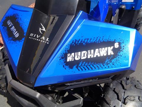 2019 Rival Motorsports CA MudHawk 6 in Chula Vista, California - Photo 14