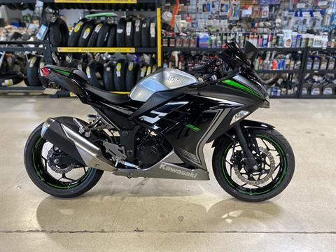 2015 Kawasaki Ninja® 300 SE in Chula Vista, California - Photo 1