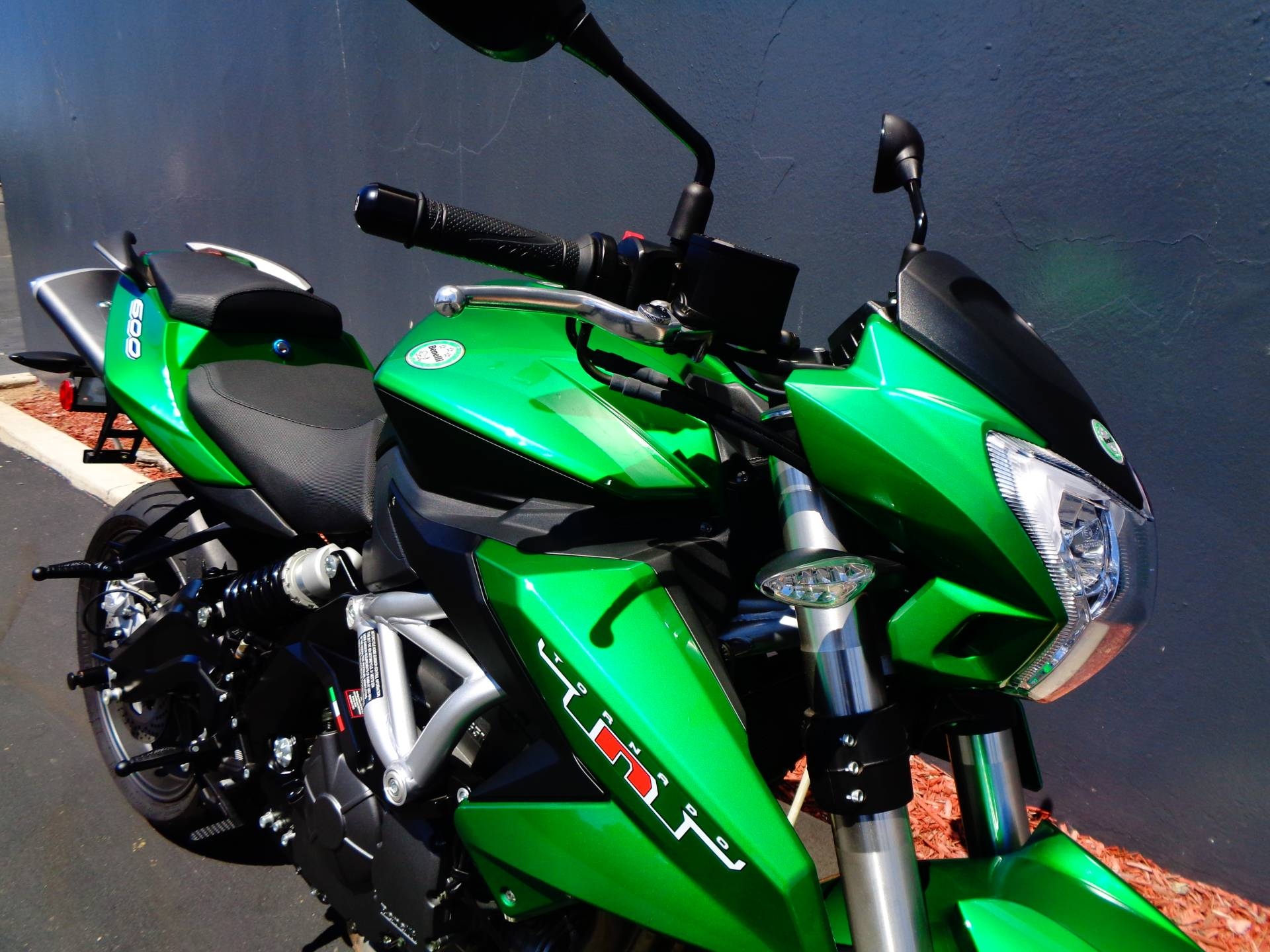 2017 Benelli TNT 600 in Chula Vista, California - Photo 6