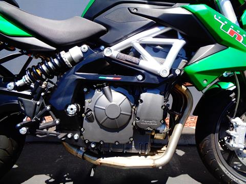 2017 Benelli TNT 600 in Chula Vista, California - Photo 7