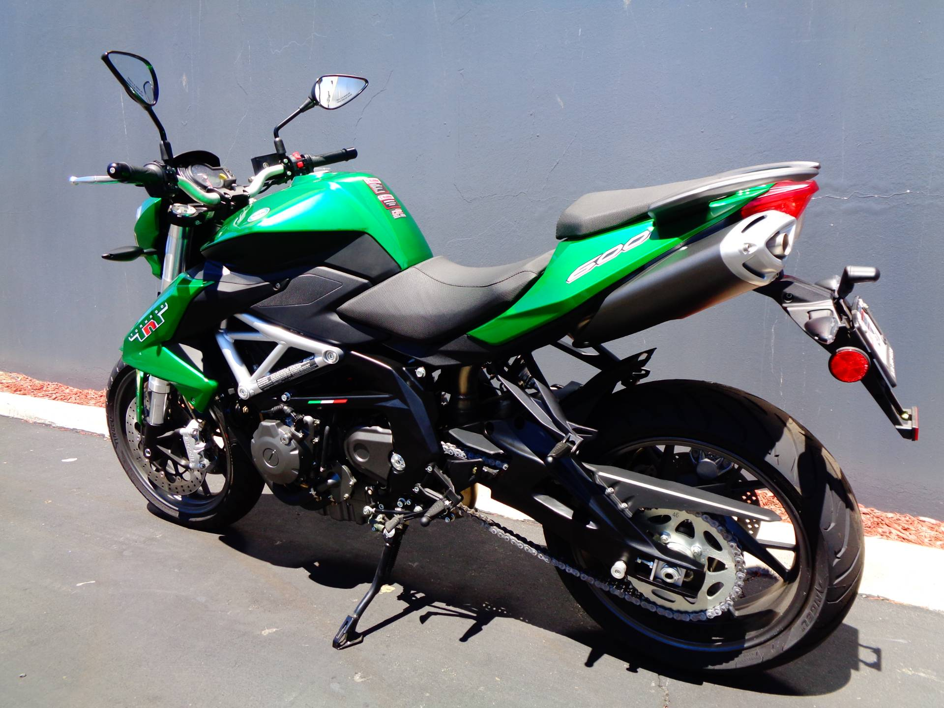 2017 Benelli TNT 600 in Chula Vista, California - Photo 15