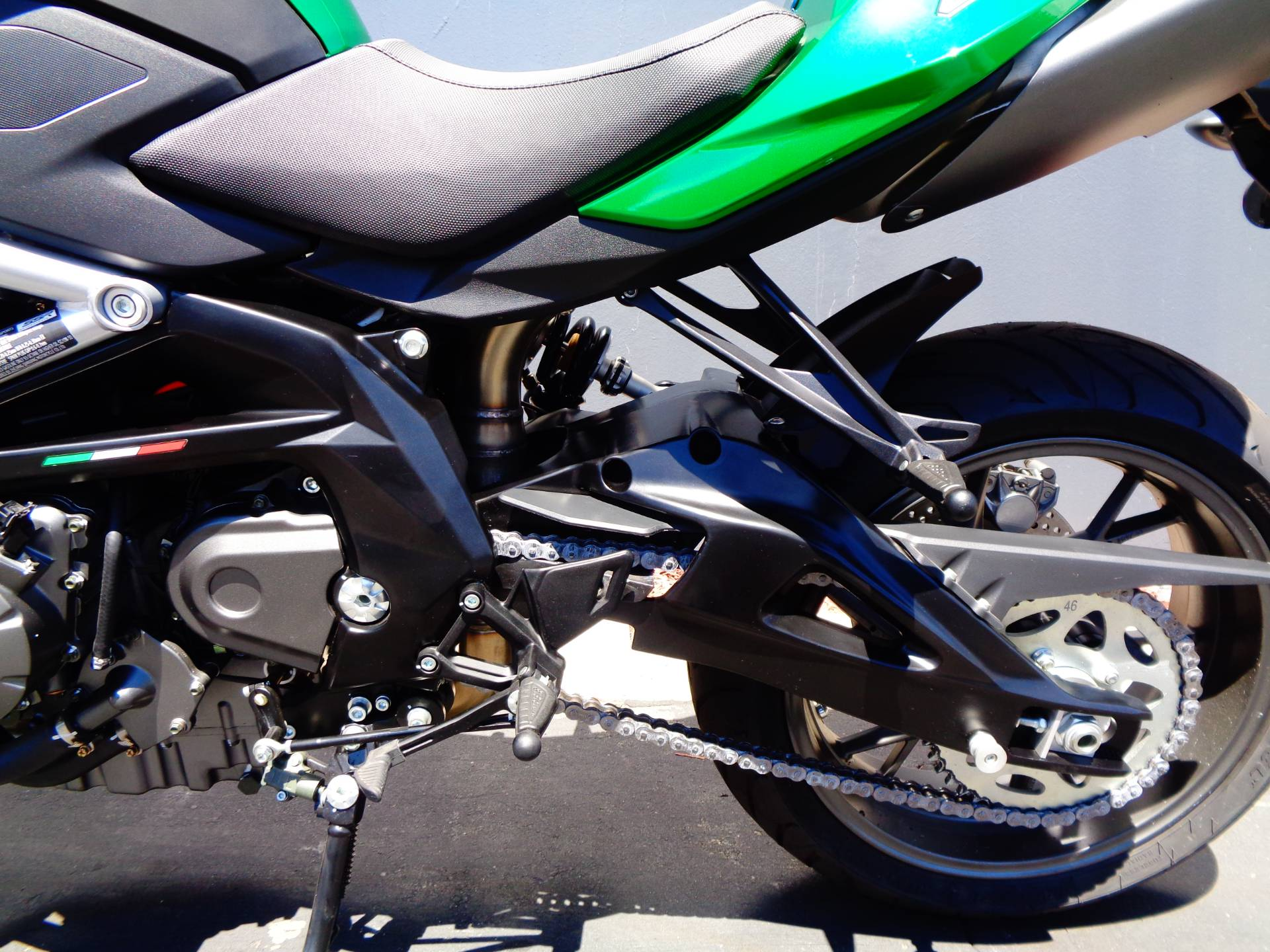 2017 Benelli TNT 600 in Chula Vista, California - Photo 20