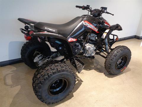 2020 Kymco Mongoose 270 in Chula Vista, California - Photo 3
