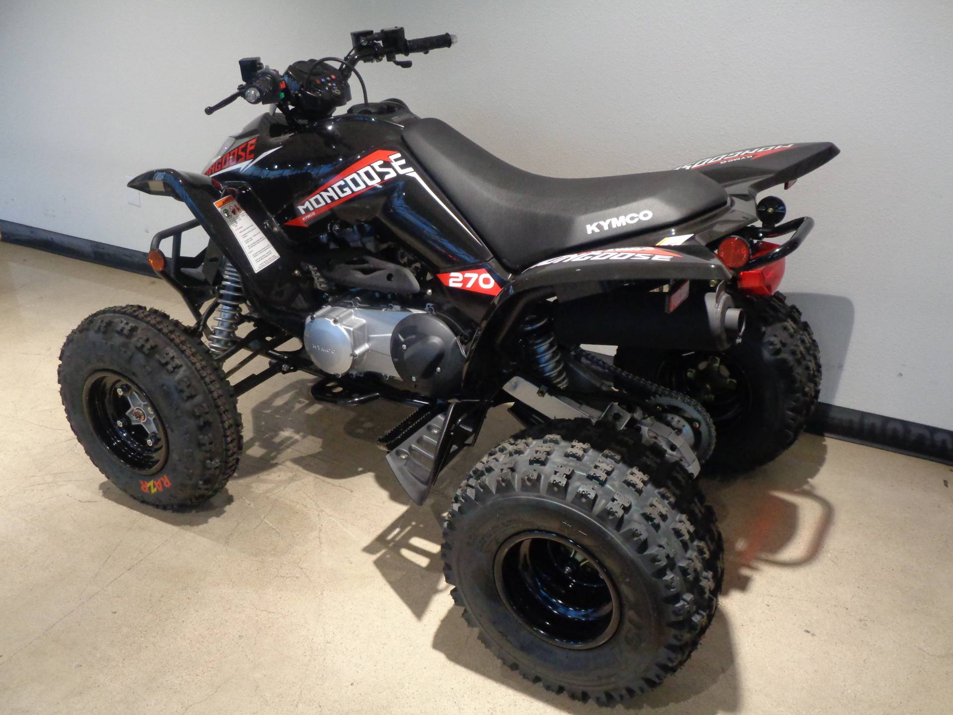2020 Kymco Mongoose 270 in Chula Vista, California - Photo 16