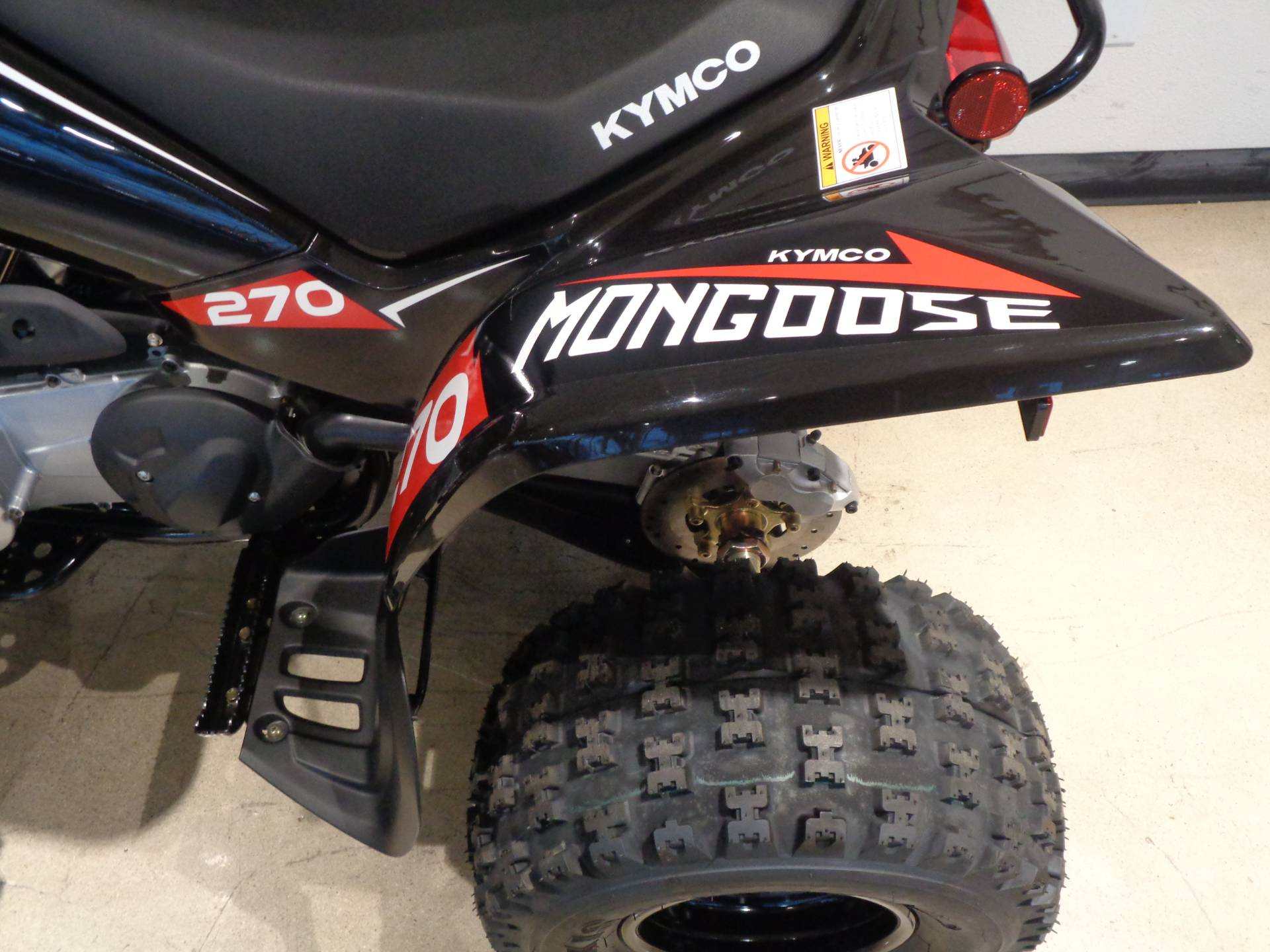 2020 Kymco Mongoose 270 in Chula Vista, California - Photo 17