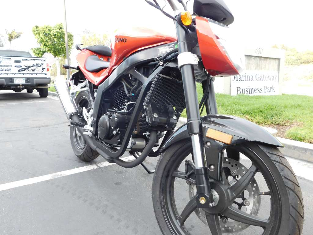 2012 Hyosung GT250 in Chula Vista, California