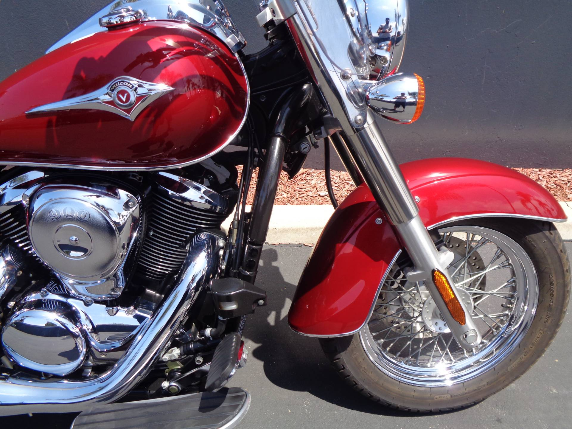 2007 Kawasaki Vulcan® 900 Classic in Chula Vista, California - Photo 8