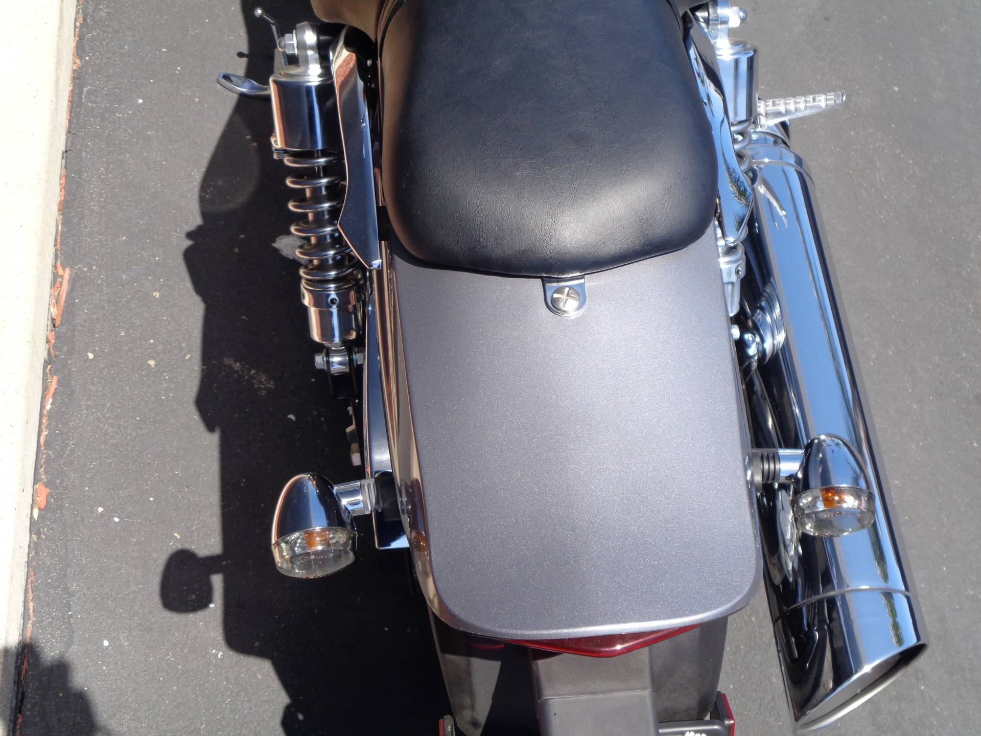 2010 Hyosung GV650 in Chula Vista, California - Photo 12