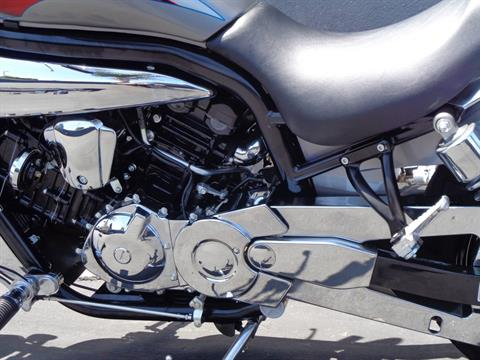 2010 Hyosung GV650 in Chula Vista, California - Photo 19