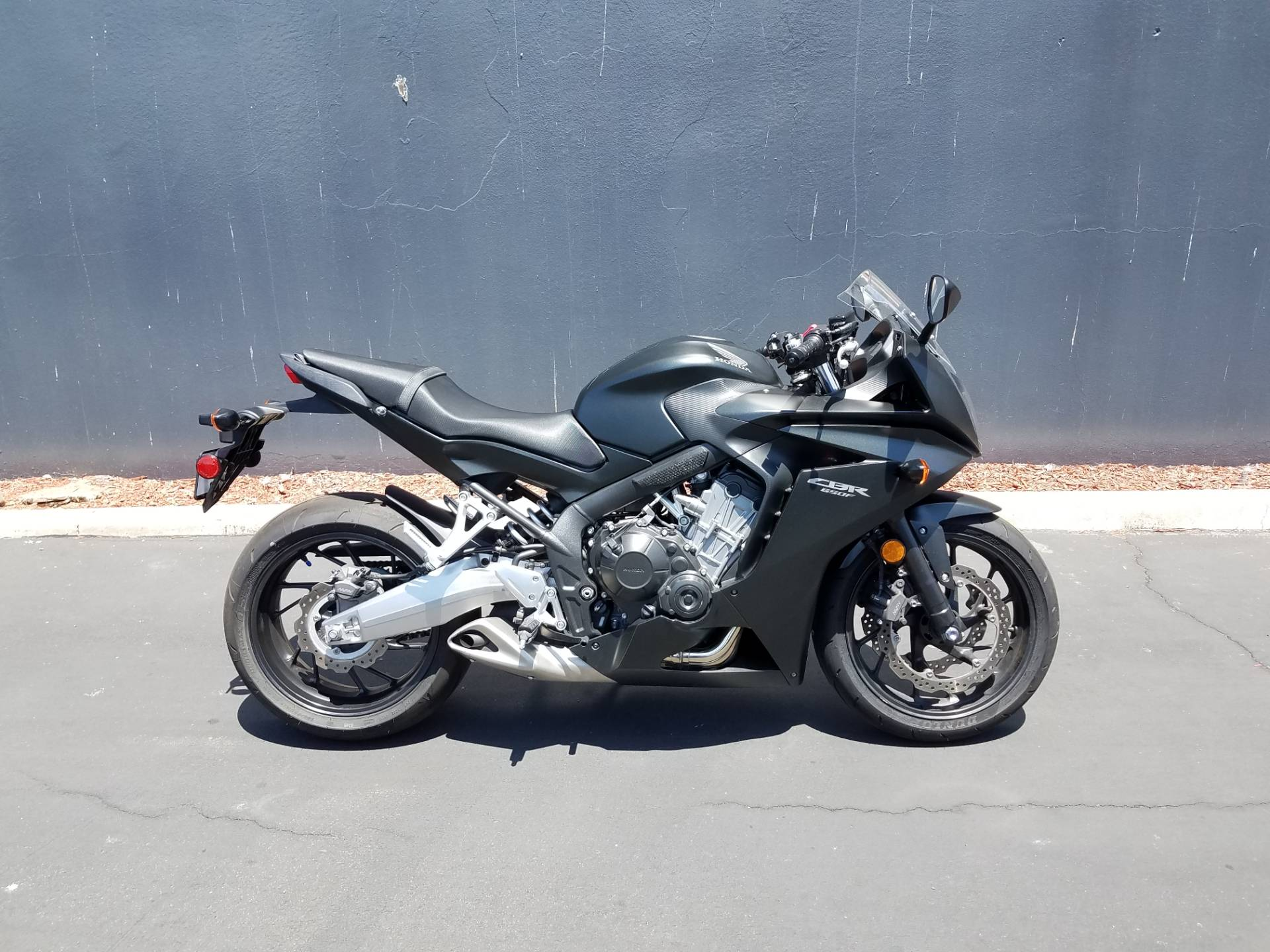 2016 Honda CBR650F in Chula Vista, California - Photo 1
