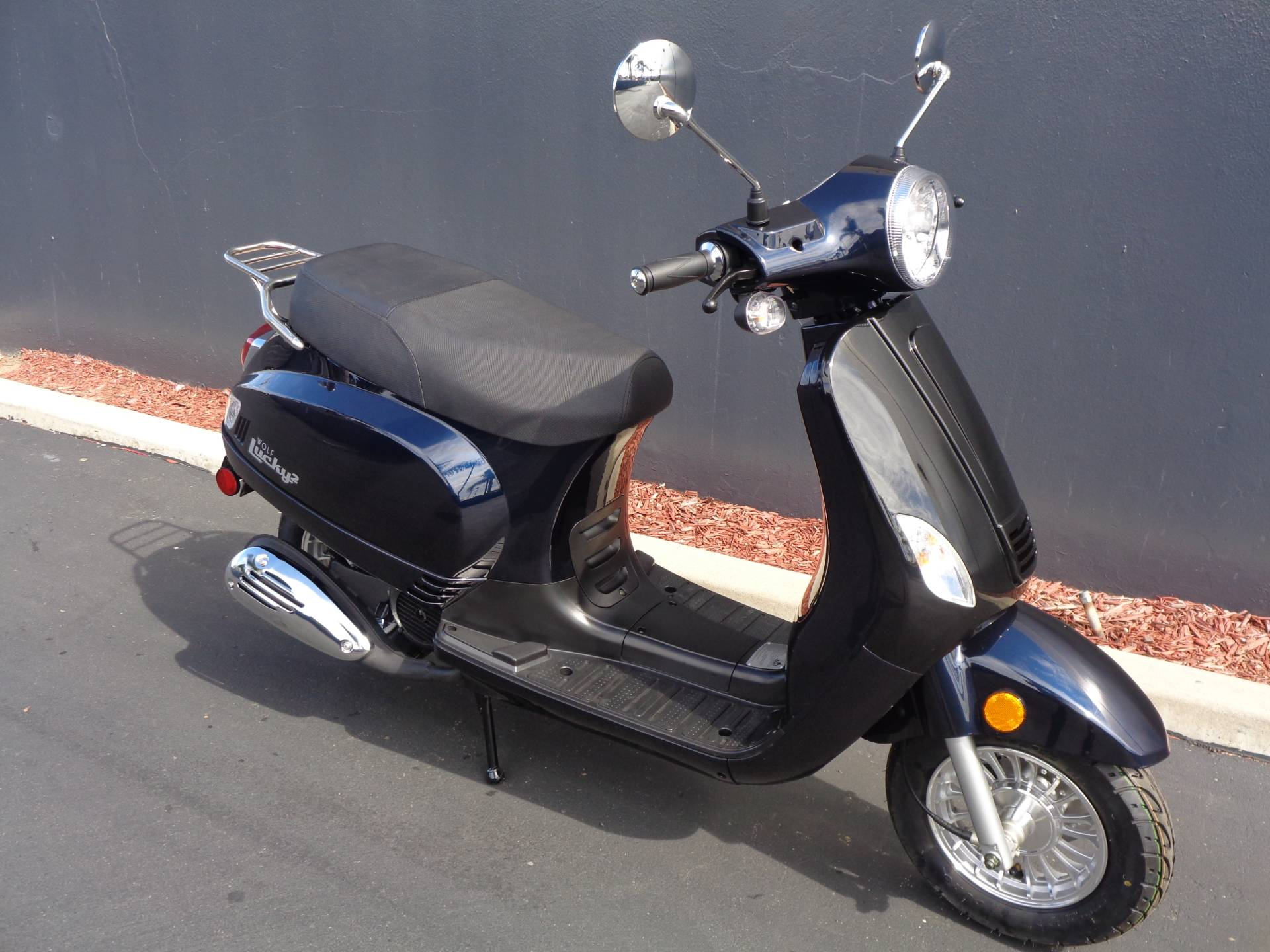 2020 Wolf Brand Scooters Wolf Lucky II in Chula Vista, California - Photo 3