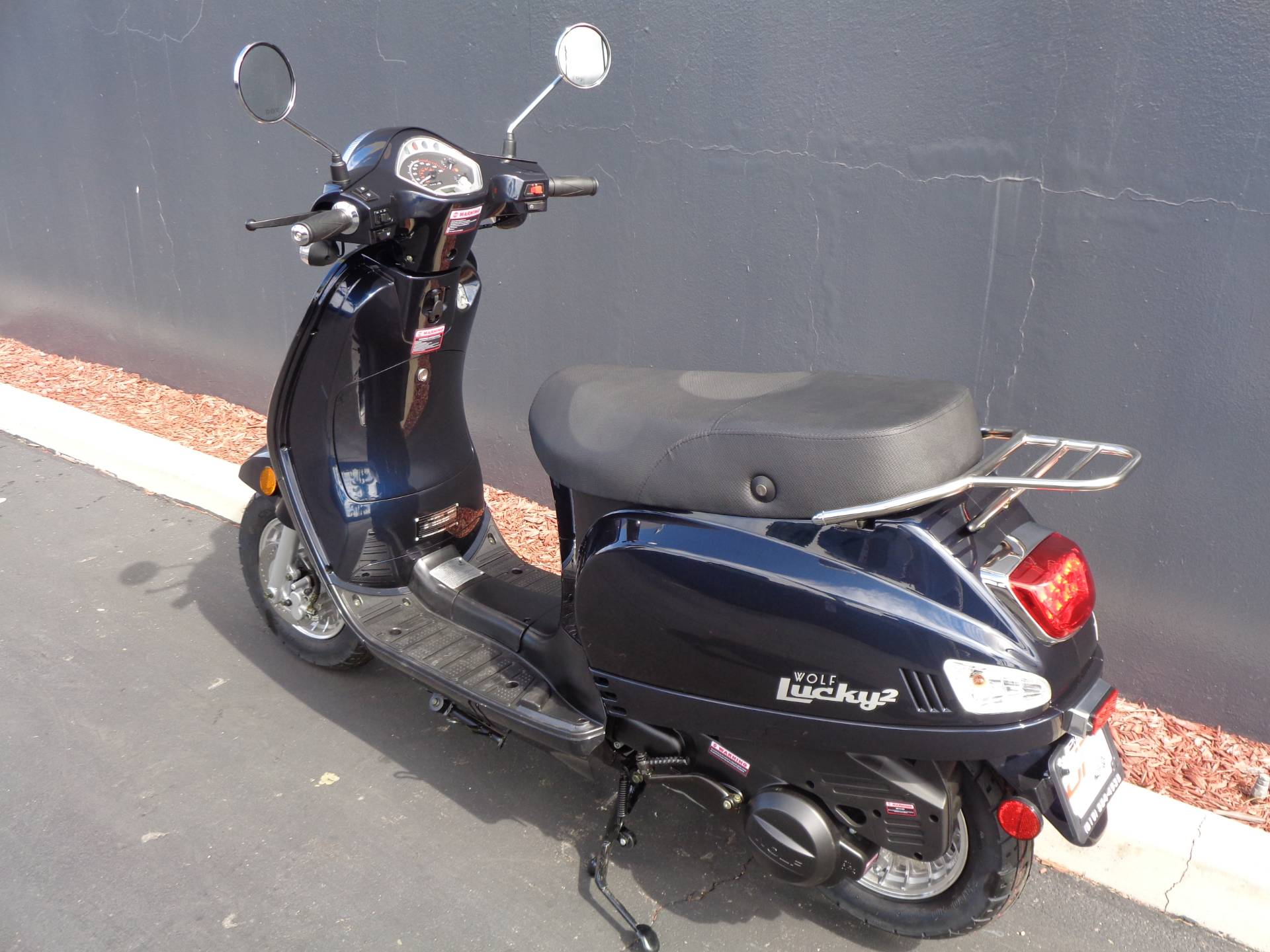 2020 Wolf Brand Scooters Wolf Lucky II in Chula Vista, California - Photo 11