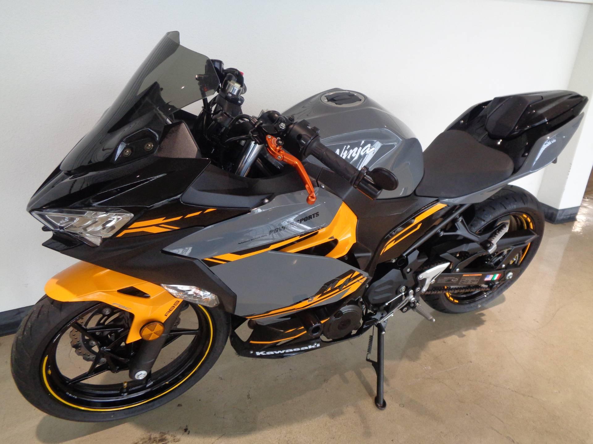 2018 Kawasaki Ninja 400 ABS 11