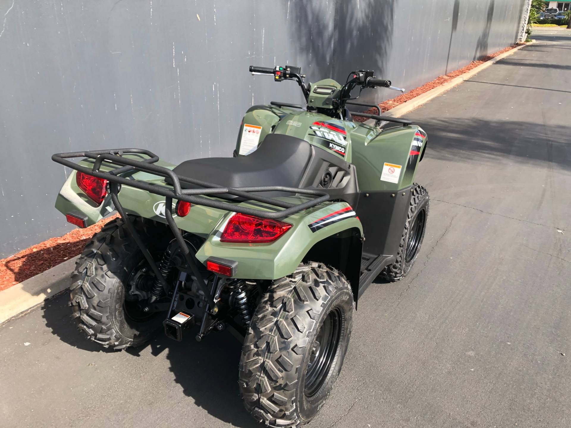 new 2019 kymco mxu 450i atvs in chula vista ca a60155. Black Bedroom Furniture Sets. Home Design Ideas