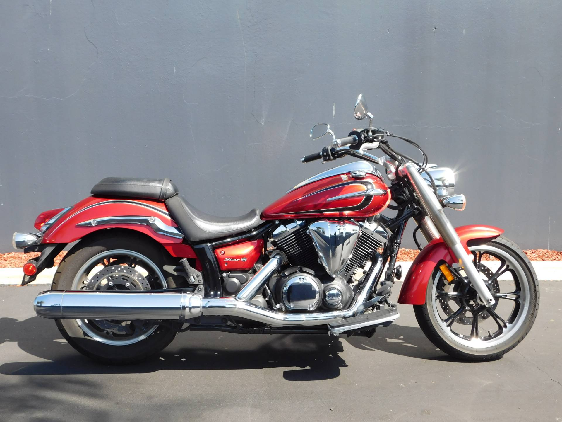 2012 Yamaha V Star 950 in Chula Vista, California - Photo 1