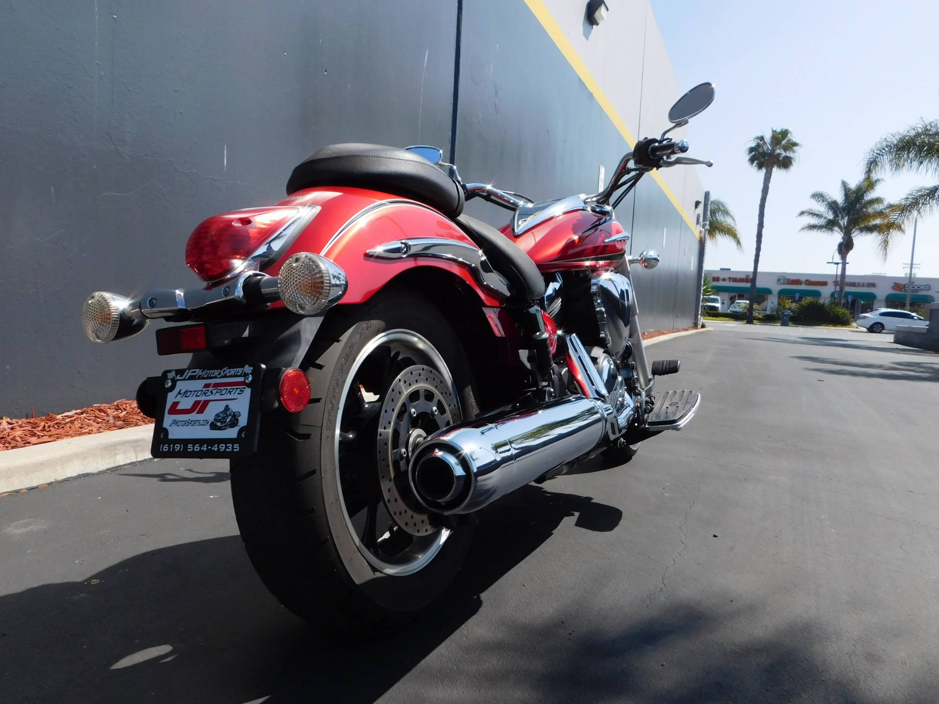2012 Yamaha V Star 950 in Chula Vista, California - Photo 4