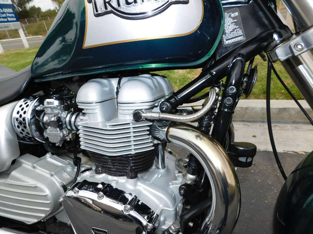 2005 Triumph Bonneville America in Chula Vista, California
