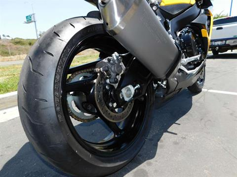 2012 Suzuki GSX-R750™ in Chula Vista, California
