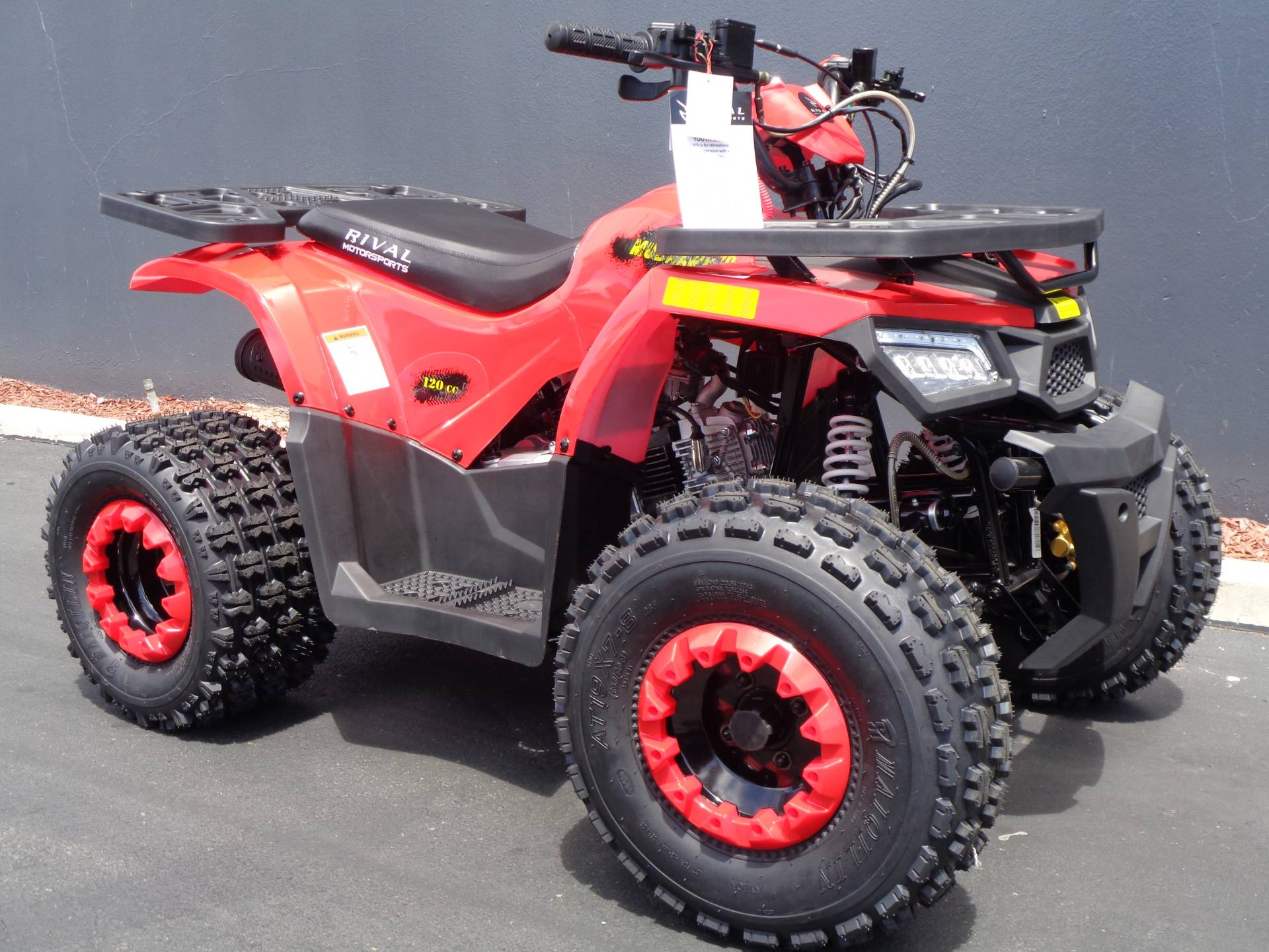 2019 Rival Motorsports CA MudHawk 10 in Chula Vista, California - Photo 2