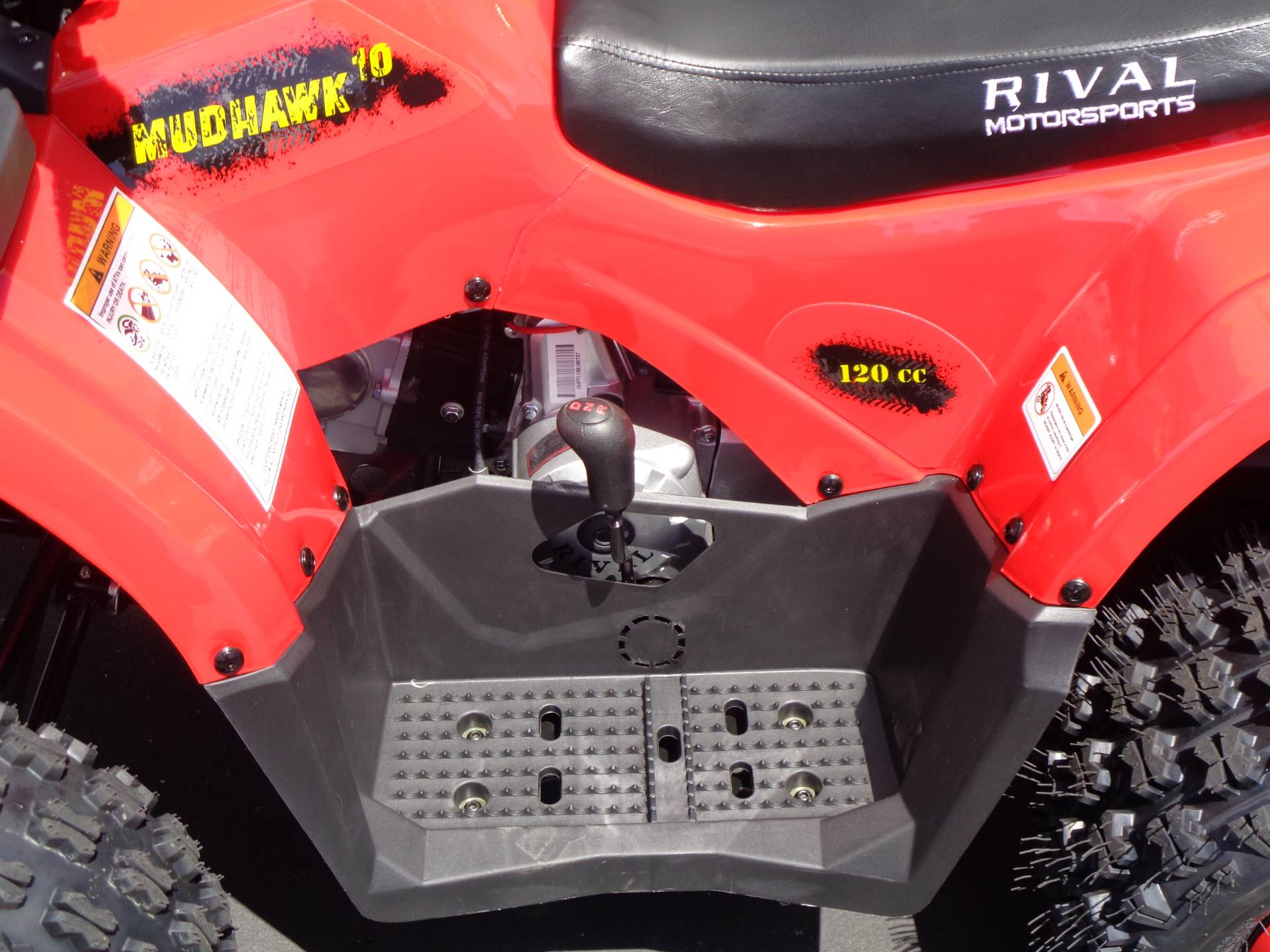 2019 Rival Motorsports CA MudHawk 10 in Chula Vista, California - Photo 18