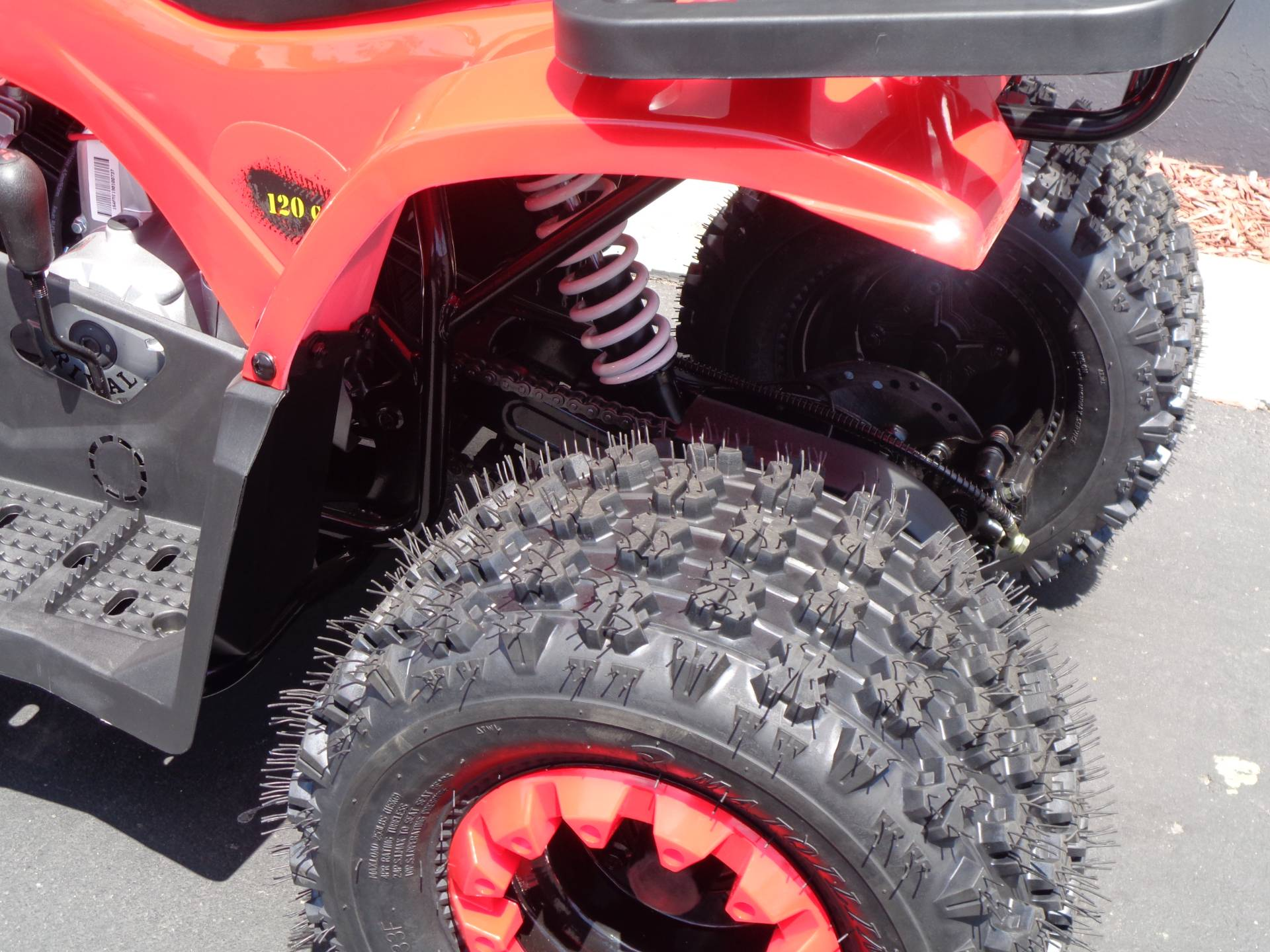 2019 Rival Motorsports CA MudHawk 10 in Chula Vista, California - Photo 19