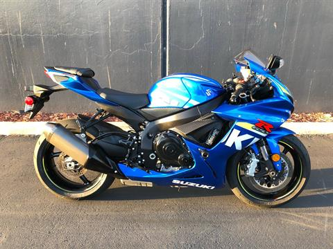 2015 Suzuki GSX-R750 in Chula Vista, California - Photo 1