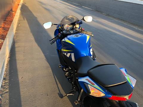 2015 Suzuki GSX-R750 in Chula Vista, California - Photo 4