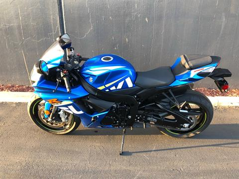 2015 Suzuki GSX-R750 in Chula Vista, California - Photo 6