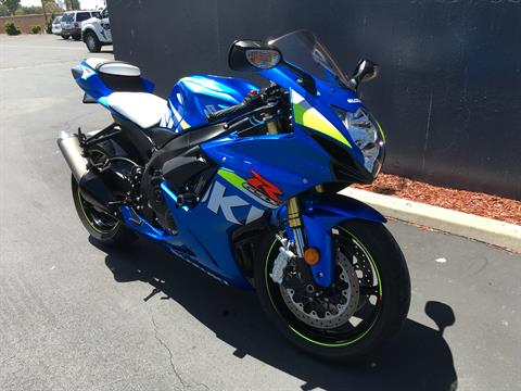 2015 Suzuki GSX-R750 in Chula Vista, California - Photo 2