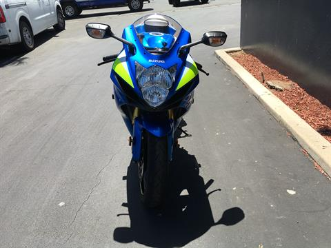 2015 Suzuki GSX-R750 in Chula Vista, California - Photo 3