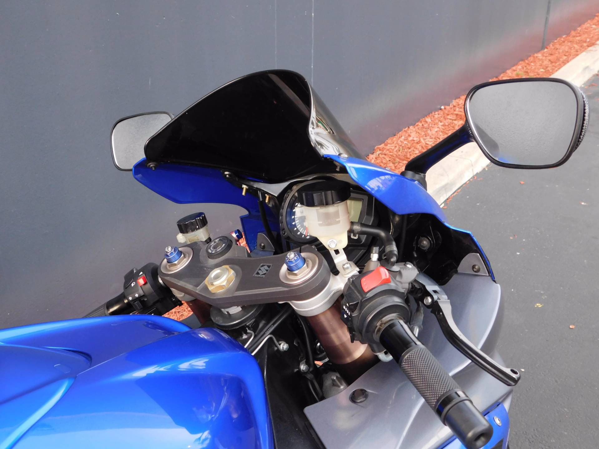 2007 Suzuki GSX-R1000™ in Chula Vista, California