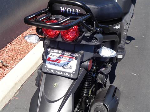2020 Wolf Brand Scooters Wolf Rugby II in Chula Vista, California - Photo 6