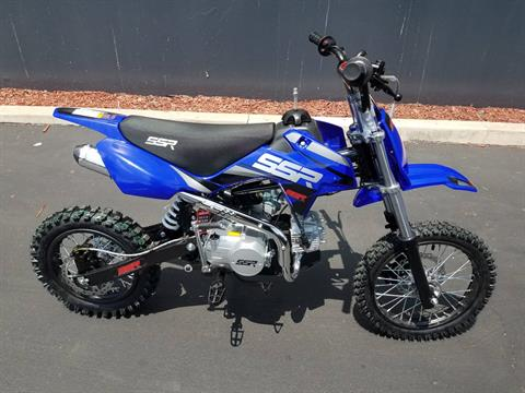 2018 SSR Motorsports SR125 in Chula Vista, California