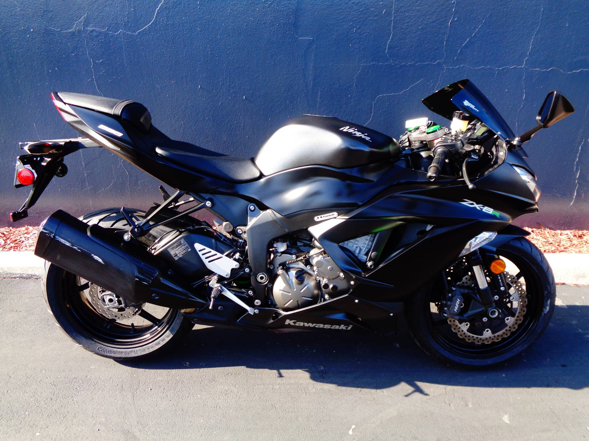 2015 Kawasaki Ninja® ZX™-6R ABS in Chula Vista, California - Photo 1