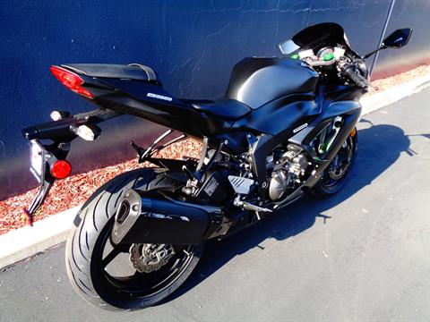 2015 Kawasaki Ninja® ZX™-6R ABS in Chula Vista, California - Photo 3