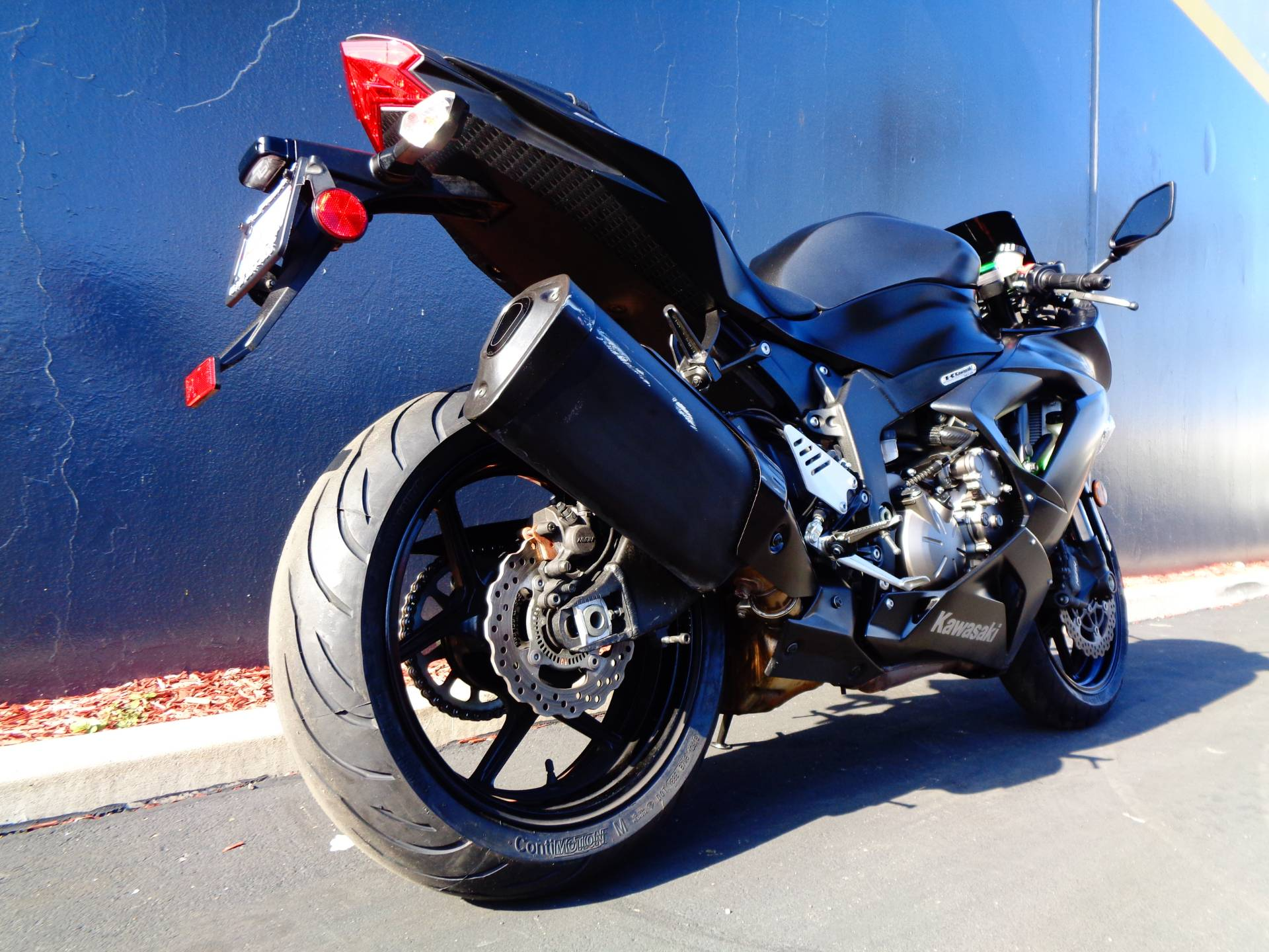 2015 Kawasaki Ninja® ZX™-6R ABS in Chula Vista, California - Photo 4