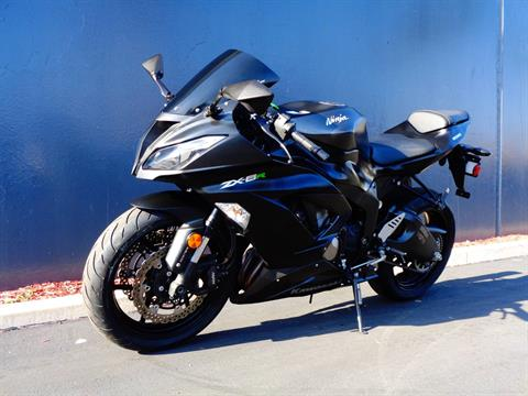 2015 Kawasaki Ninja® ZX™-6R ABS in Chula Vista, California - Photo 17