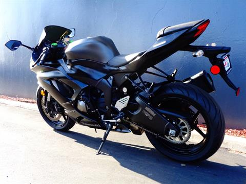 2015 Kawasaki Ninja® ZX™-6R ABS in Chula Vista, California - Photo 18