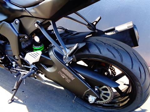 2015 Kawasaki Ninja® ZX™-6R ABS in Chula Vista, California - Photo 20
