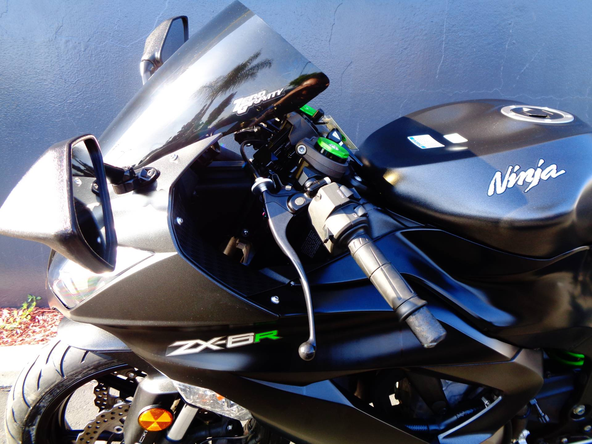 2015 Kawasaki Ninja® ZX™-6R ABS in Chula Vista, California - Photo 28