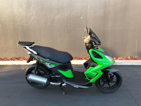 2012 Kymco Super 8 150 in Chula Vista, California - Photo 1